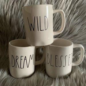 NEW‼️Rae Dunn 2017 mugs